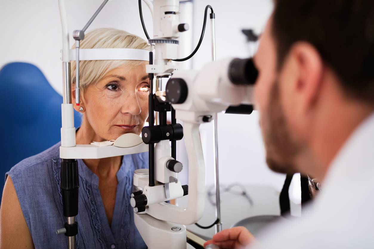opticien lunetier